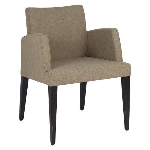 EVA ARM CHAIR FULL UPH ANGLE
