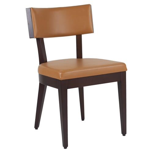 HOLLY WOOD BACK CHAIR ANGLE